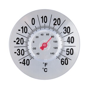 Maxi-Fenster-Thermometer