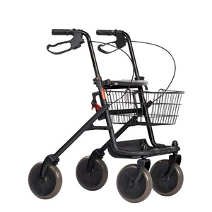 "REHAFORUM MEDICAL  Rollator ""Vital""  silber"