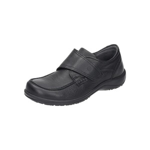 CUSHY  Damen Slipper  schwarz
