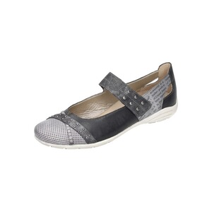 REMONTE  Damen Slipper  grau