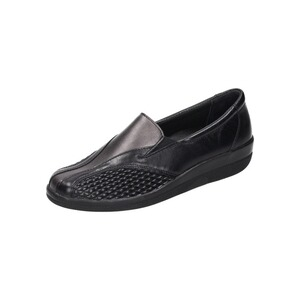 COMFORTABEL  Damen Slipper  schwarz