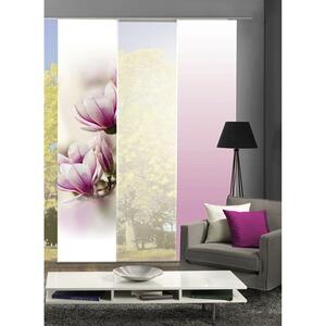 schiebevorh nge gardinen g nstig online kaufen die moderne hausfrau. Black Bedroom Furniture Sets. Home Design Ideas