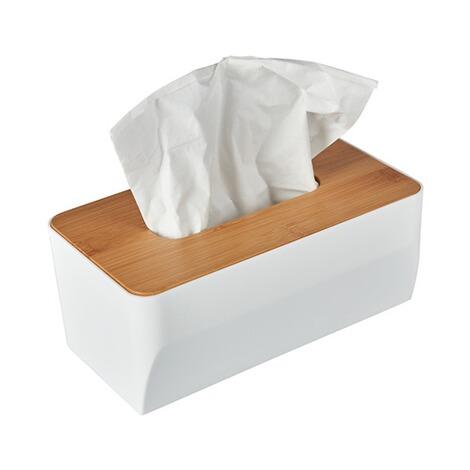 und Storage Box Set wei/ß Gitter Ruixinshi Mode Home Pu Leder Tissue Box und Aufbewahrungsbox Mode Tabelle Serviette Pumpen Papier