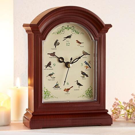 Horloge Oiseaux A Commander En Ligne Maison Confort