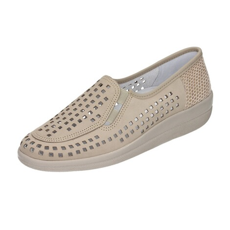 "Damen-Slipper ""Verona""  beige 1"