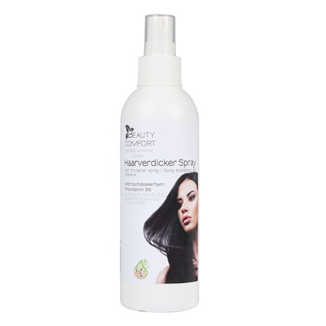 Beauty ComfortHaarverdicker Spray 1