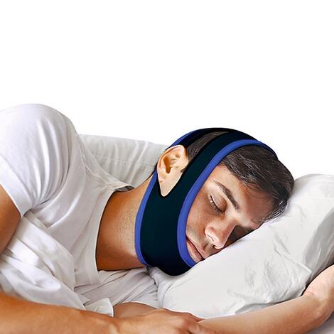 Bandage anti-ronflement à commander en ligne | Maison & Confort