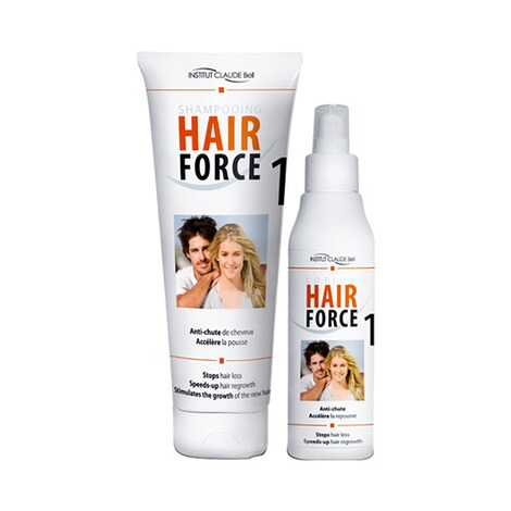 "Haarset ""Hair Force 1"" 1"