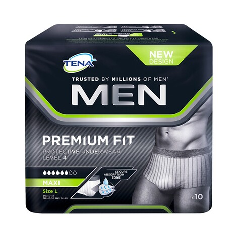 TENATENA Men 'Premium Fit' 3