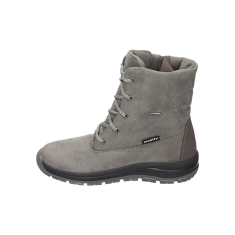 MANITUManitu Damen Snowboot Polartex  beige 2