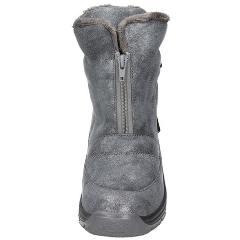 MANITUManitu Damen Snowboot Polartex  grau 5