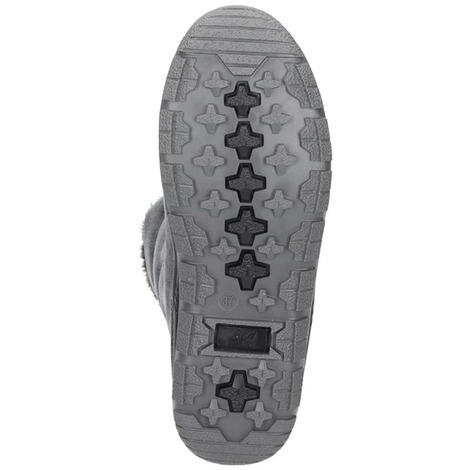 MANITUManitu Damen Snowboot Polartex  grau 6