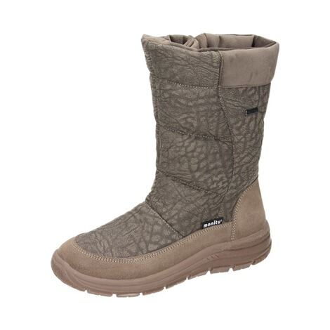 MANITUManitu Damen Snowboot Polartex  braun 1