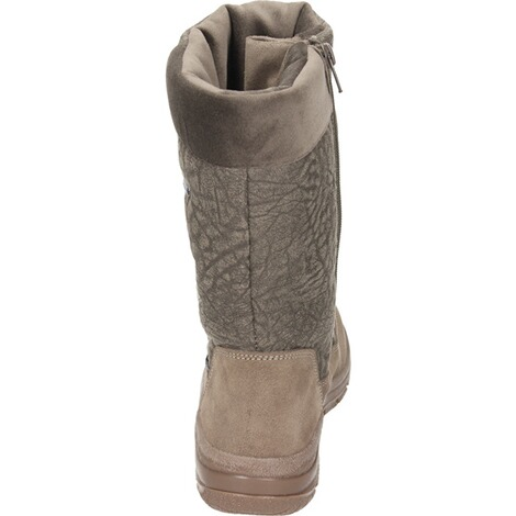 MANITUManitu Damen Snowboot Polartex  braun 3