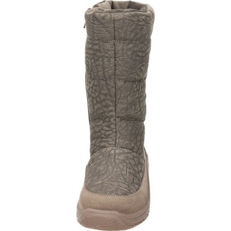 MANITUManitu Damen Snowboot Polartex  braun 5