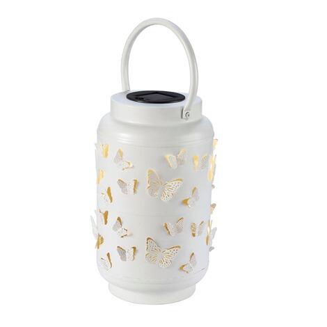 Solarleuchte Butterfly Weiß online kaufen | Die moderne ...