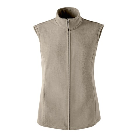 "Fleece vest ""Edith"" 1"