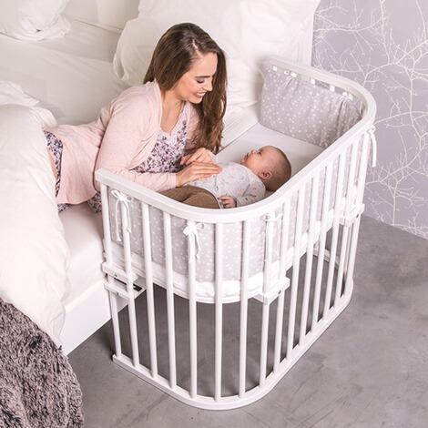 babybay beistellbett maxi 50x90 cm online kaufen baby walz. Black Bedroom Furniture Sets. Home Design Ideas