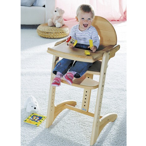geuther hochstuhl filou online kaufen baby walz. Black Bedroom Furniture Sets. Home Design Ideas