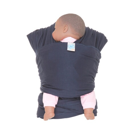 MOBY WRAP  Babytragetuch Moby Wrap Classic  navy 7