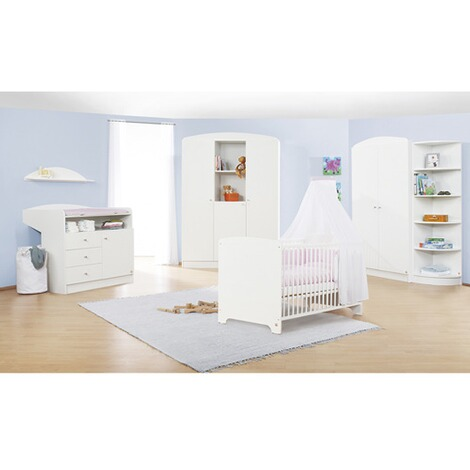 Pinolino 3 tlg babyzimmer jil online kaufen baby walz - Pinolino babyzimmer ...