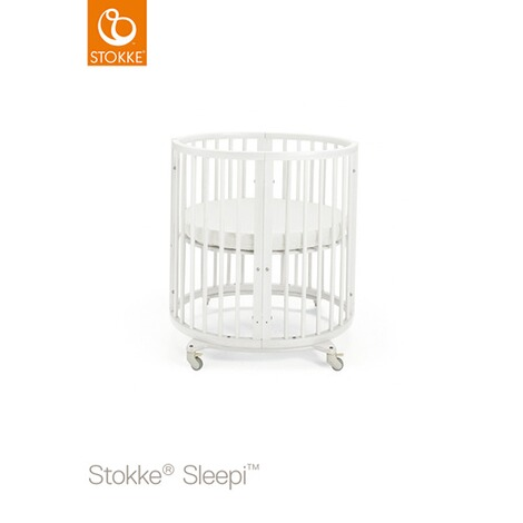 STOKKE® SLEEPI™ Sleepi Mini (0 - 6 Monate) mit Matratze 1