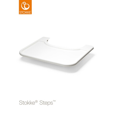 STOKKE® STEPS™ Baby Set Tray  weiss 1