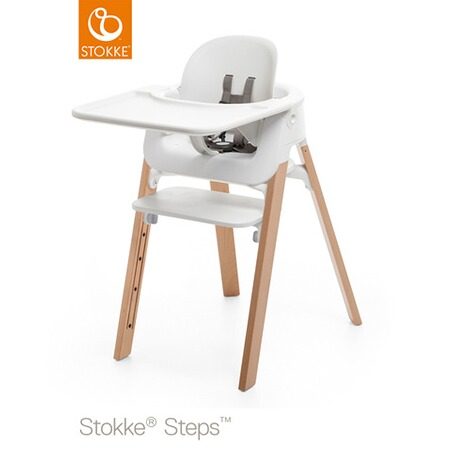 STOKKE® STEPS™ Baby Set Tray  weiss 3