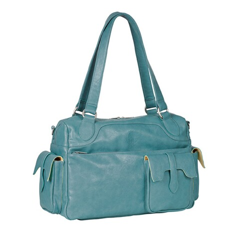 LÄSSIG TENDER Wickeltasche Shoulder Bag  bristol blue 1