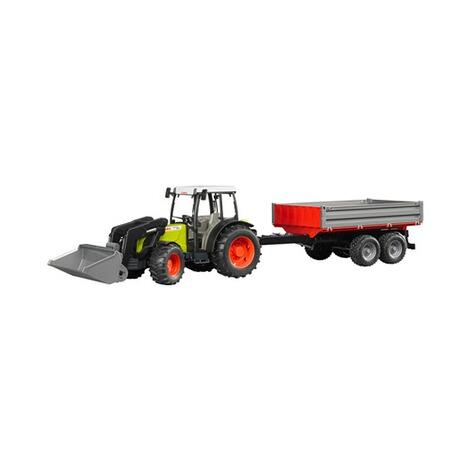 bruder traktor claas nectis 267 f mit zubeh r online. Black Bedroom Furniture Sets. Home Design Ideas