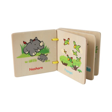SOLINI  Baby's erstes Buch Tiere 1