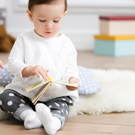 SOLINI  Baby's erstes Buch Tiere 3