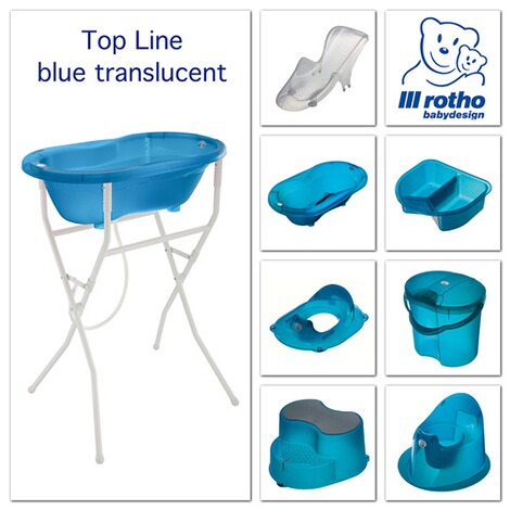 ROTHO BABYDESIGN  Le réducteur WC TOP  blue 2