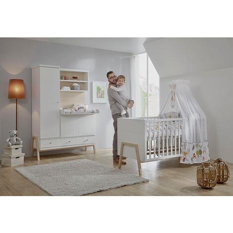 Schardt kinderzimmer  SCHARDT 2-tlg. Babyzimmer Holly Nature online kaufen | baby-walz