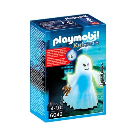 PLAYMOBIL® KNIGHTS 6042 Gespenst mit Farbwechsel-LED 1