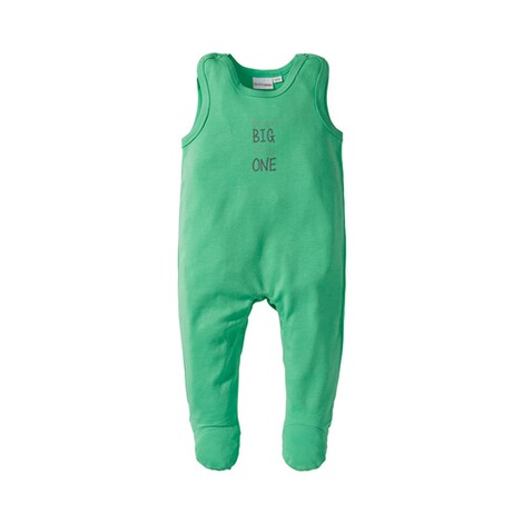 BORNINO BASICS Strampler mit Spruch dream big little one 1