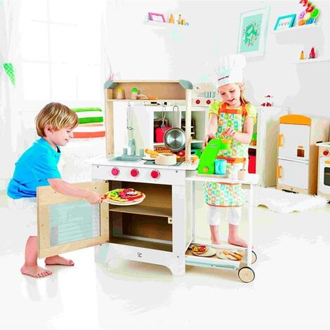 Hape kinderkuche all in one online kaufen baby walz for Hape kinderküche