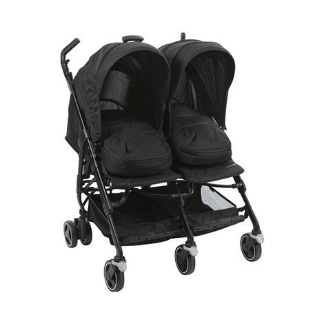 maxi cosi zwillings und geschwisterwagen dana for 2 online kaufen baby walz. Black Bedroom Furniture Sets. Home Design Ideas