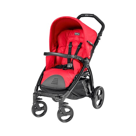 PEG-PÉREGO  Book Classico Buggy mit Liegefunktion  red 1