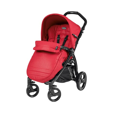 PEG-PÉREGO  Book Classico Buggy mit Liegefunktion  red 2