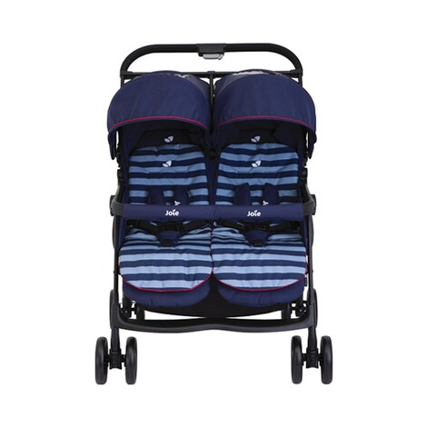 JOIE  aire™ twin Zwillingswagen  Nautical Navy 1