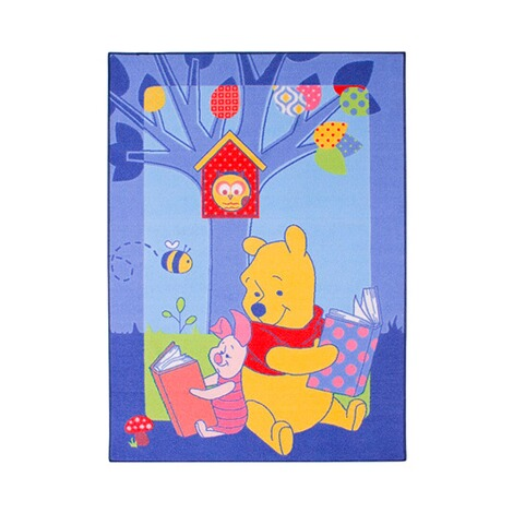 AWE ASSOCIATED WEAVERS DISNEY WINNIE PUUH Teppich 95x133 cm 1