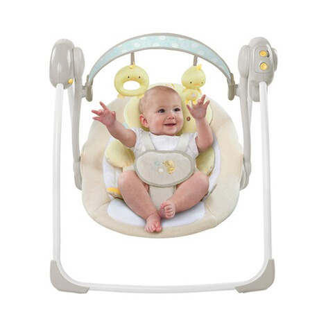 INGENUITY  Babyschaukel Soothe'n Delight Portable Swing™ 5
