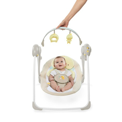 INGENUITY  Babyschaukel Soothe'n Delight Portable Swing™ 6