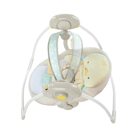 INGENUITY  Babyschaukel Soothe'n Delight Portable Swing™ 2