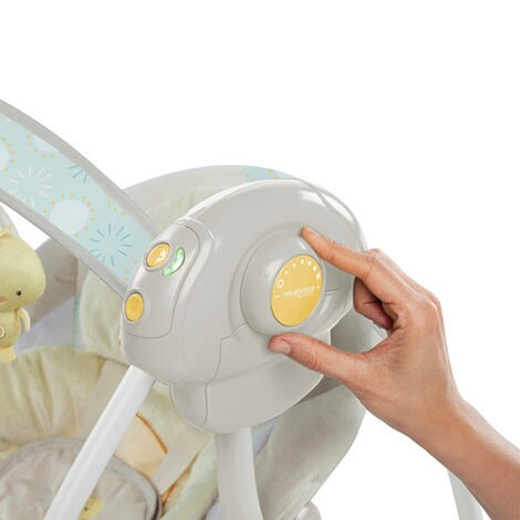INGENUITY  Babyschaukel Soothe'n Delight Portable Swing™ 7