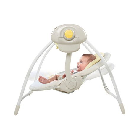 INGENUITY  Babyschaukel Soothe'n Delight Portable Swing™ 3