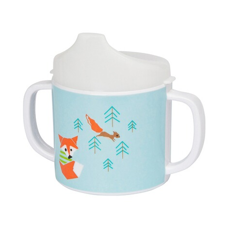 LÄSSIG 4KIDS Trinklerntasse Little Tree Fox 2