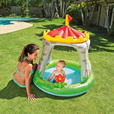 intex baby pool royal castle online kaufen baby walz. Black Bedroom Furniture Sets. Home Design Ideas