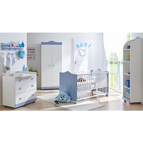 Babyzimmer kaufen  TICAA 5-tlg. Babyzimmer Prinz online kaufen | baby-walz